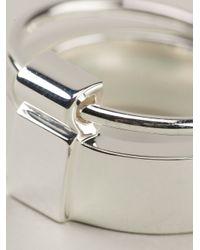 Ruifier   Metallic 'icon' Ring   Lyst