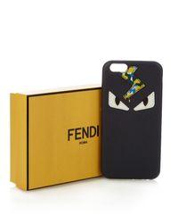 Fendi - Black Bag Bugs Iphone® 6 Case for Men - Lyst