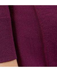 Hobbs | Purple Kerry Sweater | Lyst