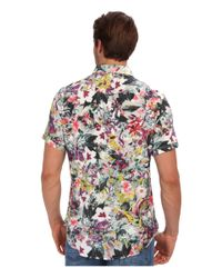 7 Diamonds - Multicolor Royals S/S Shirt for Men - Lyst