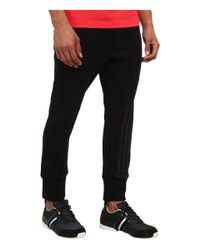 Y-3 - Black Waffle Leggings for Men - Lyst