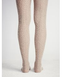 Free People - Brown Lemons Womens Reformer Cozy Tight - Lyst