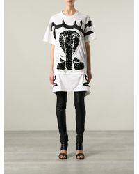 KTZ - White Poison Tshirt for Men - Lyst