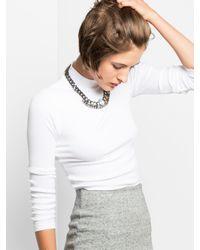 BaubleBar - Metallic Roadie Curb Collar - Lyst