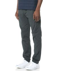 Splendid Mills | Gray Weekender Pants for Men | Lyst