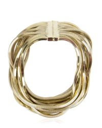 Rosantica - Metallic Schiava Necklace - Lyst