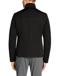 HUGO | Black Plain-coloured Extra-slim-fit Jacket In New Wool: 'addys' for Men | Lyst