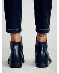 Free People | Black A.s.98 Womens Edison Ankle Boot | Lyst