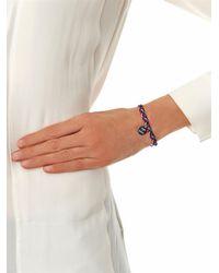 La Mome Bijou   Blue There'S A Starman Friendship Bracelet   Lyst