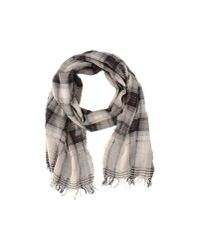 C P Company - Natural Oblong Scarf for Men - Lyst