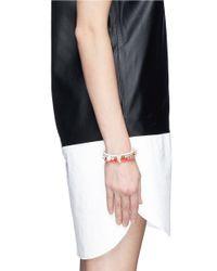 Venessa Arizaga | Red 'coco' Bracelet | Lyst