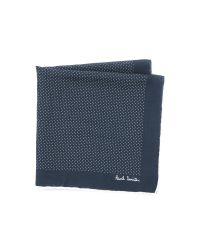 Paul Smith - Blue Polka Dots Pocket Square for Men - Lyst