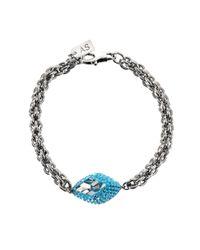 Atelier Swarovski | Blue St James Bracelet | Lyst