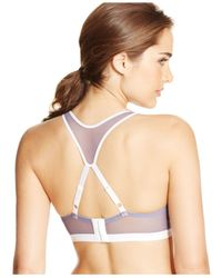 Wacoal | Gray Soft Cup Bra 856234 | Lyst