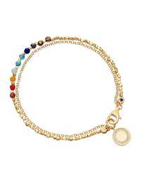 Astley Clarke | Metallic Cosmos Friendship Bracelet | Lyst
