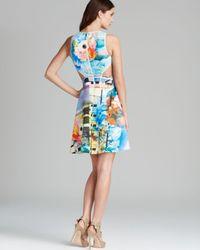 Lyst Clover Canyon Dress Fluorescent Rose