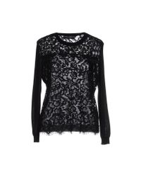 Dolce & Gabbana - Black Jumper - Lyst
