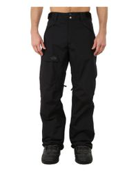 The North Face | Black Freedom Pants for Men | Lyst