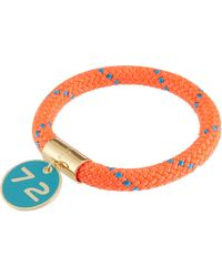 Marc By Marc Jacobs | Orange Location Bracelet | Lyst