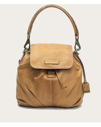 Frye | Natural Jenny Backpack | Lyst