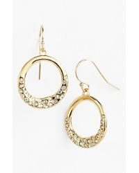 Alexis Bittar | Metallic 'miss Havisham - Liquid' Drop Earrings | Lyst