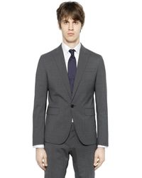 DSquared² - Gray Tokyo Light Stretch Wool Gabardine Suit for Men - Lyst