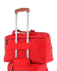 Bric's | Red X-travel Nylon Boarding Duffel Bag for Men | Lyst