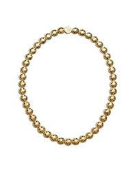 John Hardy | Metallic Dot Five Disc Station Necklace | Lyst
