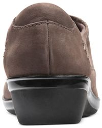 Clarks - Brown Collection Women's Everlay Elma Flats - Lyst