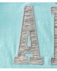 Aéropostale | Blue Aéropostale Sparkle Graphic T | Lyst