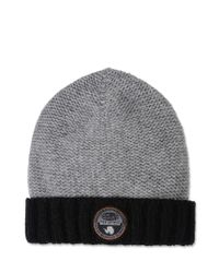 Napapijri | Gray Hat for Men | Lyst