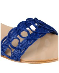 Carlo Pazolini | Blue Sandals | Lyst