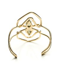 Alexis Bittar - Metallic Kinetic Gold Geometric Kite Cuff You Might Also Like - Lyst