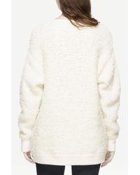 Rag & Bone - White Corrine Sweater - Lyst