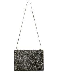 3.1 Phillip Lim - Soleil Mini Chain Shoulder Bag Cream Black - Lyst