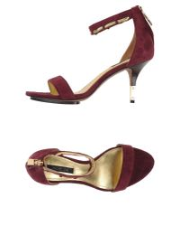 Rachel Zoe | Purple Sandals | Lyst