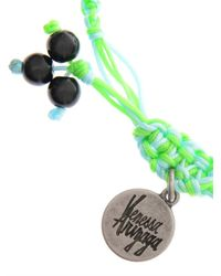 Venessa Arizaga - Green Cowrie Shell Friendship Bracelet - Lyst