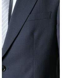 Giorgio Armani | Gray Two Button Suit for Men | Lyst