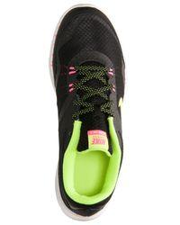 Nike - Black Women's Flex Trainer 5 Training Sneakers From Finish Line - Lyst