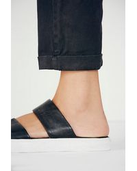 Free People | Black Jeffery Campbell + Womens Sea Of Possibilities Sandal | Lyst