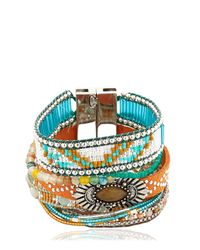 Hipanema | Multicolor Forest Bracelet | Lyst