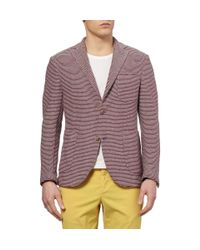 Slowear - Montedoro Giacco Slim Fit Unstructured Knitted Cotton Blazer for Men - Lyst