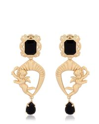 Mercantia - Metallic Roma Earrings - Lyst