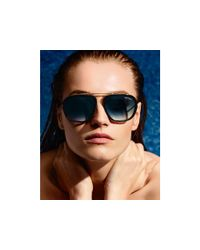 Tom Ford - Black Johnson Sunglasses, 57mm - Lyst
