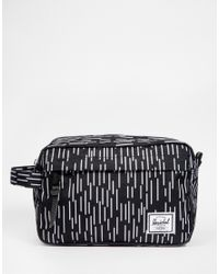 Herschel Supply Co. | Black Chapter Wash Bag 4.5l | Lyst