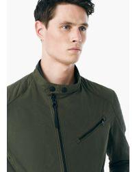 Mango - Natural Pocket Jacket for Men - Lyst