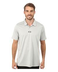 Oakley - Natural Adams Polo for Men - Lyst