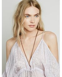 Free People | Purple Endless Summer Womens Doin It Kromper | Lyst