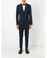 DSquared² - Blue Classic Two-piece Suit for Men - Lyst