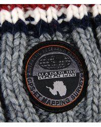Napapijri | Gray Hat for Men | Lyst